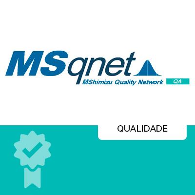 Sistema de rastreabilidade MSqnet QA (Qualidade)